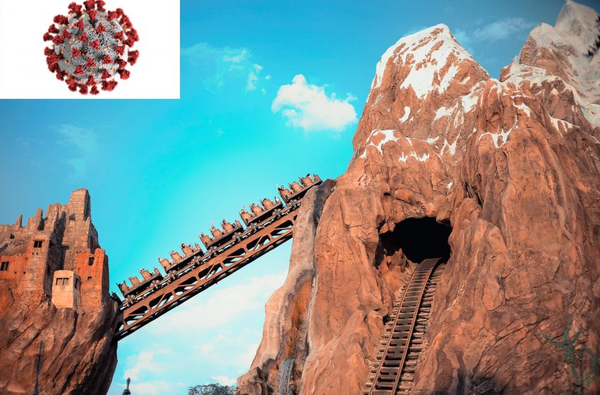 Disney World Reopens so People Can Have the Chance to Ride Splash Mountain While Getting COVID-19