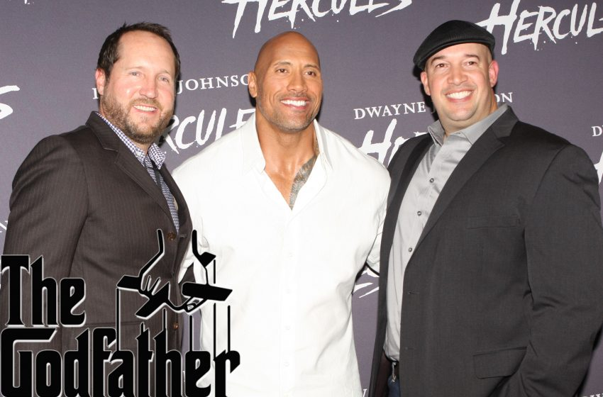 Dwayne 'The Rock' Johnson to Star in Godfather Remake with Michael Bay as Director, Because Who the Fuck Cares Anymore