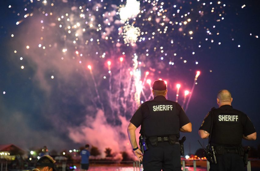 Study Shows The More Excited a Person Gets From Fireworks, The More Likely They Are to Be a Douchebag
