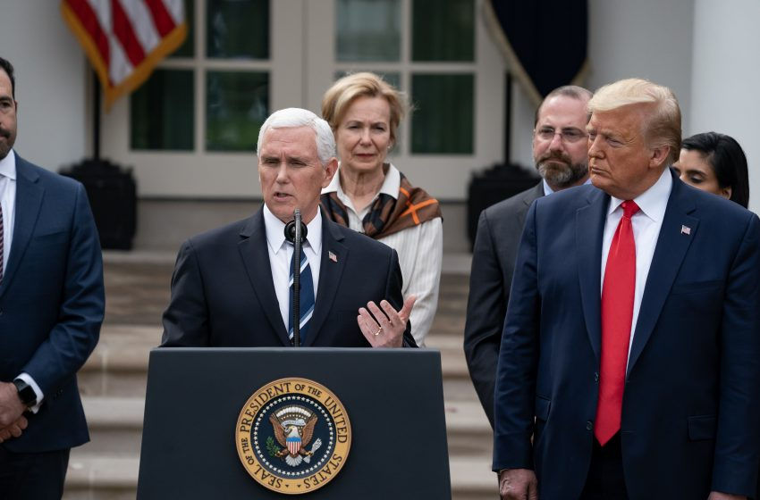 Trump Announces Pence-Led Expedition to Search for Holy Grail to Appeal to Religious Base