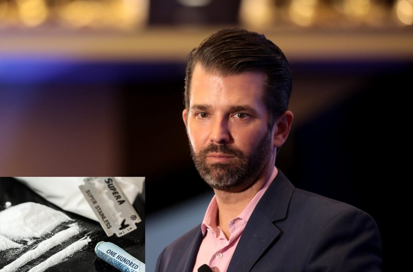 RNC Promises to Give All Americans the Cocaine Donald Trump Jr. Uses if Trump Wins Election