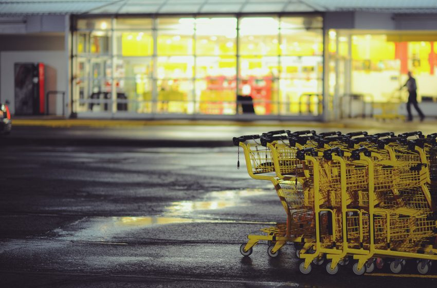 Grocery Stores to Add Automatic Turrets that'll Shoot Anyone Who Doesn't Walk Their Shopping Cart Back