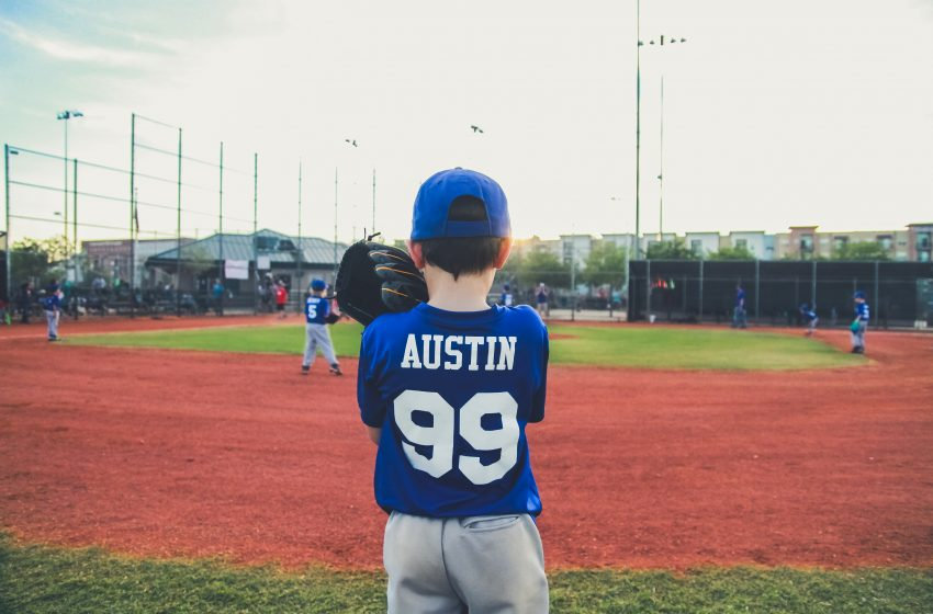 Kid Admits to Only Playing Baseball for the Snacks After Each Game