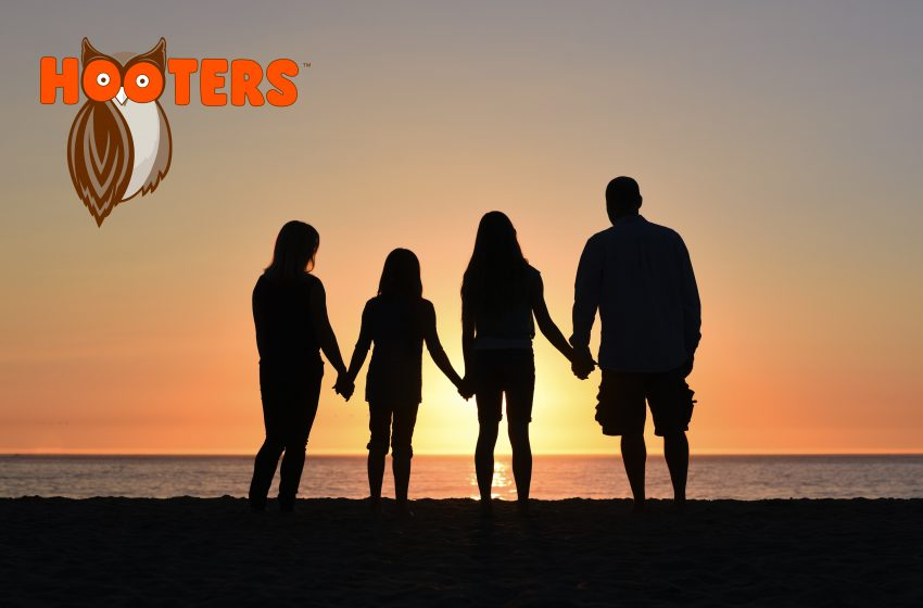 Wife Upset After Husband Picks Hooters for Birthday Dinner with Her and their Two Kids