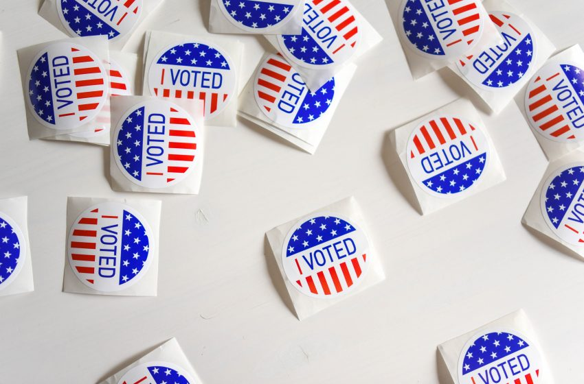 Citizen Who Refuses to Vote Tries to Figure Out How They Can Get One Of Those Cool and Trendy 'I Voted' Stickers