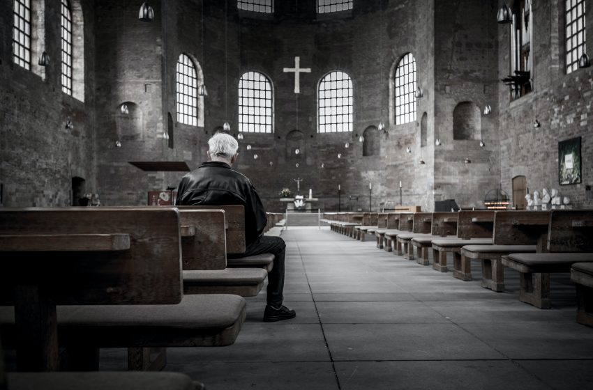 Man Still Goes to Church Every Week Despite His Church Having Its 17th Straight Priest Arrested for Pedophilia