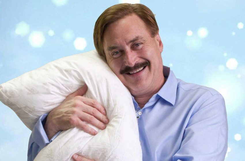 My Pillow Founder Mike Lindell Arrested for Fucking the Pillows