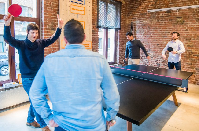 Friend Who is Way too Into Ping Pong Unsurprisingly Has a Side Hobby of Killing the Elderly for Fun