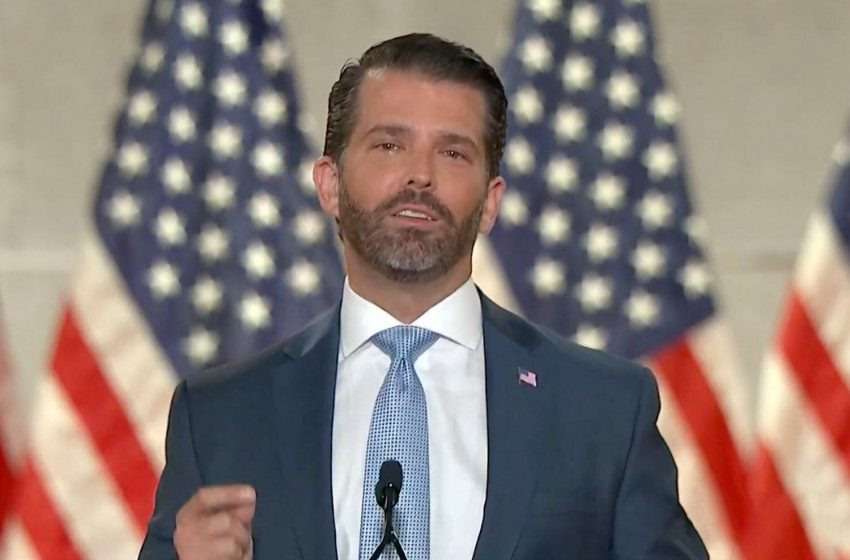 Donald Trump Jr. Tests Positive For COVID-19 Despite Believing Cocaine Would Prevent the Virus