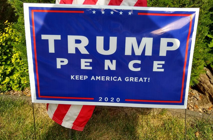 Man Confused as to Why Trump Didn't Win New York When Most of the Houses on His Street Have Trump Lawn Signs