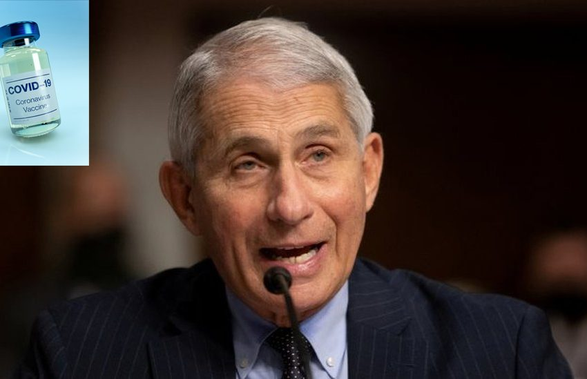 Doctor Fauci Announces If All Americans Choose to Die in a Tragic Accident, No One Will Have to Worry About Getting a Sore Arm From a Vaccine