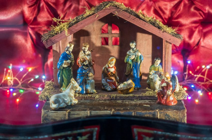 New Study Out of Stanford Shows People Who Put a Manger Scene on Their Lawn for Christmas are Pure Evil