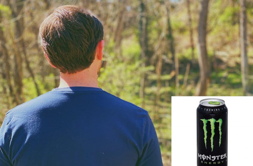 'I Refuse to Take the COVID-19 Vaccine Because They Don't Know What's in it or What Long Term Side Effects it Has' Says Man While Drinking a Monster Energy Drink