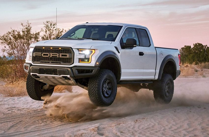 Ford Pickup Trucks to Add Test That'll Ensure Every Driver is a Douchebag Before Buying a Truck