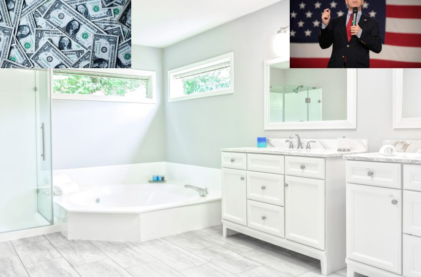 Rand Paul Smells Worse Than A Rotting Corpse as New Senators Discover Paul Only Bathes in $100 Bills from Lobbyists