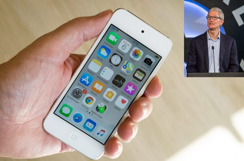 New iPhone Update Adds Awesome Feature Forcing Users to Sell Their Soul to Tim Cook