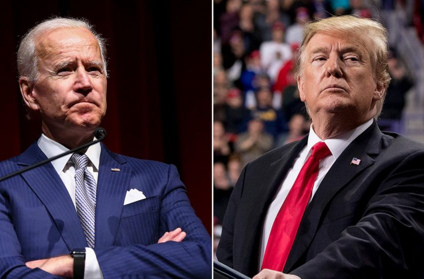 American Excited to See Trump Gone Only to Realize Biden is His Replacement