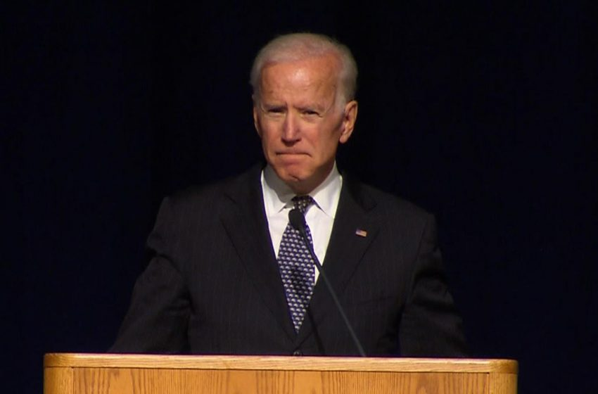'I Can't Give Americans $15 an Hour, Instead I'm Just Going to Bomb Syria for No Reason' Says President Biden While Scratching His Forehead for Far Too Long