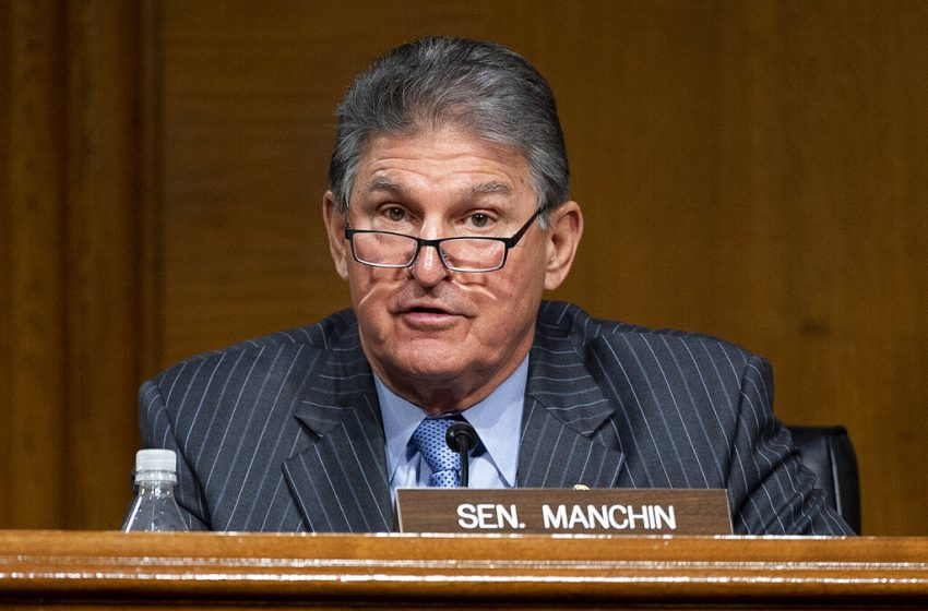 Senator Joe Manchin Announces That He's So Moderate That He'll Never Vote Yes on Any Senate Proposal Ever Again as It'll Always be Either Too Conservative or Too Progressive