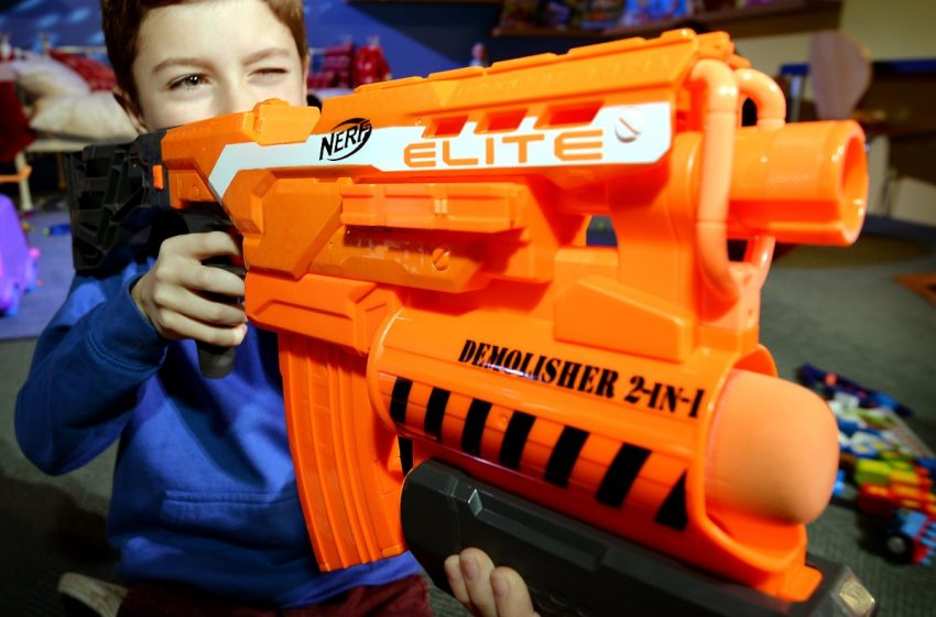 Nerf to Add 'Guns With Real Ammunition' to 2021 Release Schedule to Help With Population Control