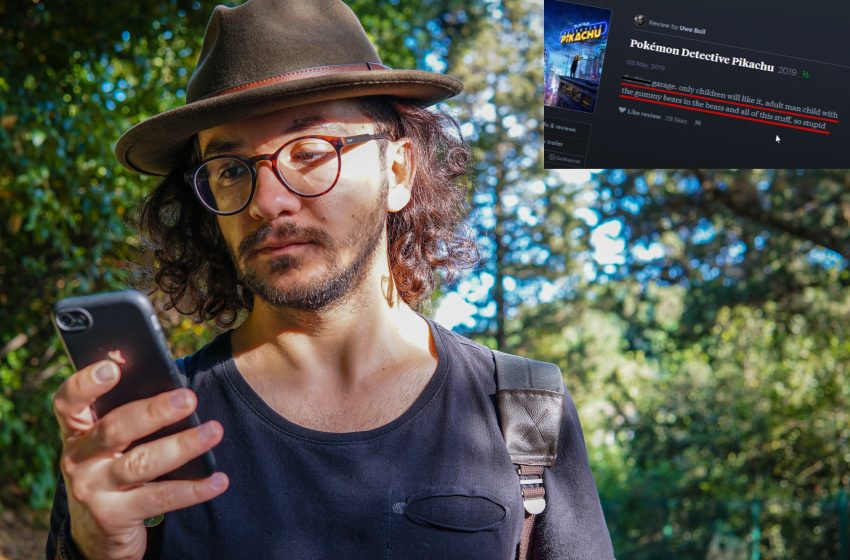Man Debates Adding 'Writer' to Dating Profile After Writing a Sentence Long Review On Letterboxd