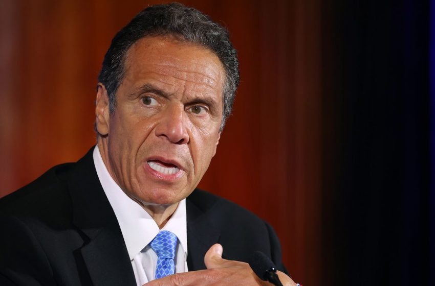 Hypocrite Republicans Foaming at the Mouth for the Rightful Resignation of Governor Cuomo for Sexual Harassment are the Same Assholes Who Still Support Trump Despite His Sexual Harassment Claims From 25 Women