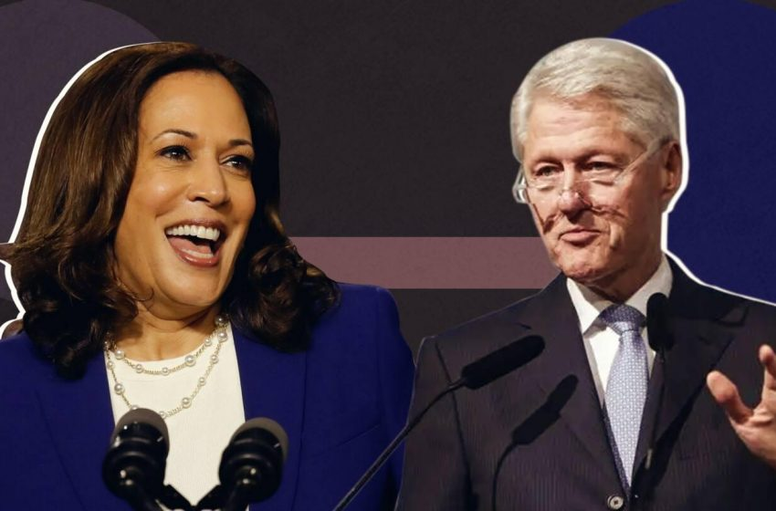 Kamala Harris and Bill Clinton to Hold Talk On Pandemic's Impact On Women, Because What Better Way to Discuss Women's Struggle than to Host an Event with a Rapist