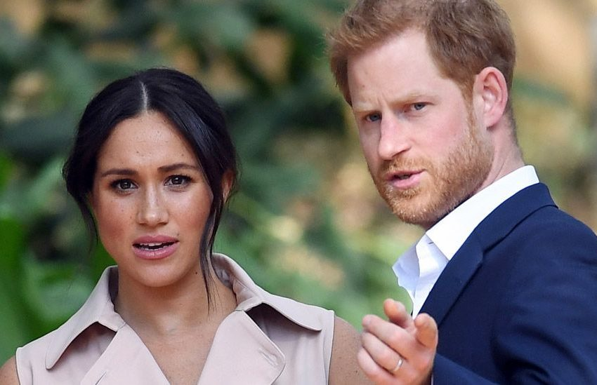 U.S. Conservatives Suddenly Care and Jump to Defend Royal Family For No Fucking Reason After Prince Harry and Meghan Markle Interview