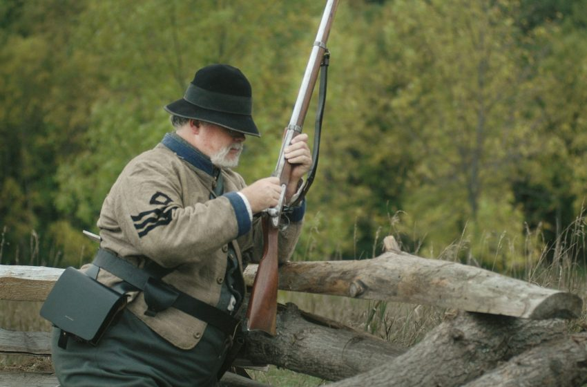 War Reenactment Goes Terribly Wrong After Jeff Mistakenly Uses Real Rifle Instead of Fake One, Killing Seven