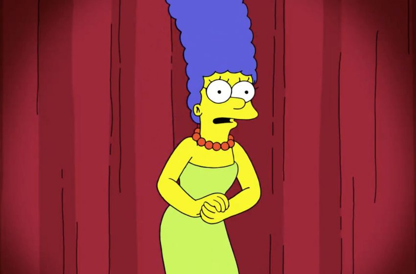 Marge Simpson Announces She's Legally Changing Her Name to Edith Simpson As She Doesn't Want to Share a Name With That Piece of Shit Marjorie Taylor Greene
