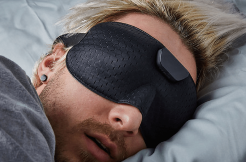New Sleep Mask Injects Heroin Directly Into Neck, Causing Users a Euphoric and Jovial Sleeping Experience