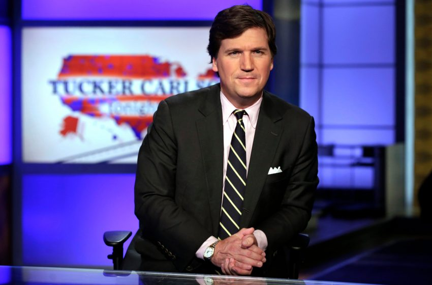 'There's Nothing Racist With Broadcasting Birth of a Nation While Chanting My Führer' Says Tucker Carlson While Defending His Show Tucker Carlson Tonight