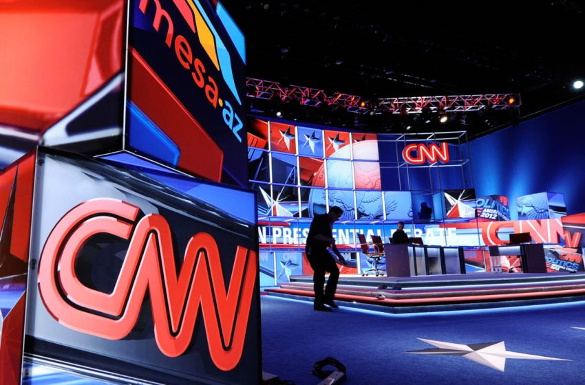 CNN Announces Name Change to TNN and Will Only Talk About Trump 24/7 Even Though He Isn't President Anymore