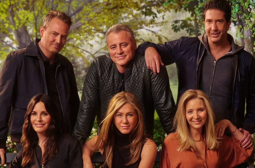 'Friends: The Reunion' Viewership Statistics Allows Government to See Who is Worthy of Execution