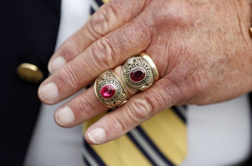 New Study Shows That Anyone Who Still Wears Their High School Ring is Weird as Fuck