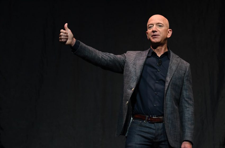 How Nice: U.S. Senate Contemplates Approving $10 Billion to Jeff Bezos Space Program Instead of Anything or Anyone That Needs Help