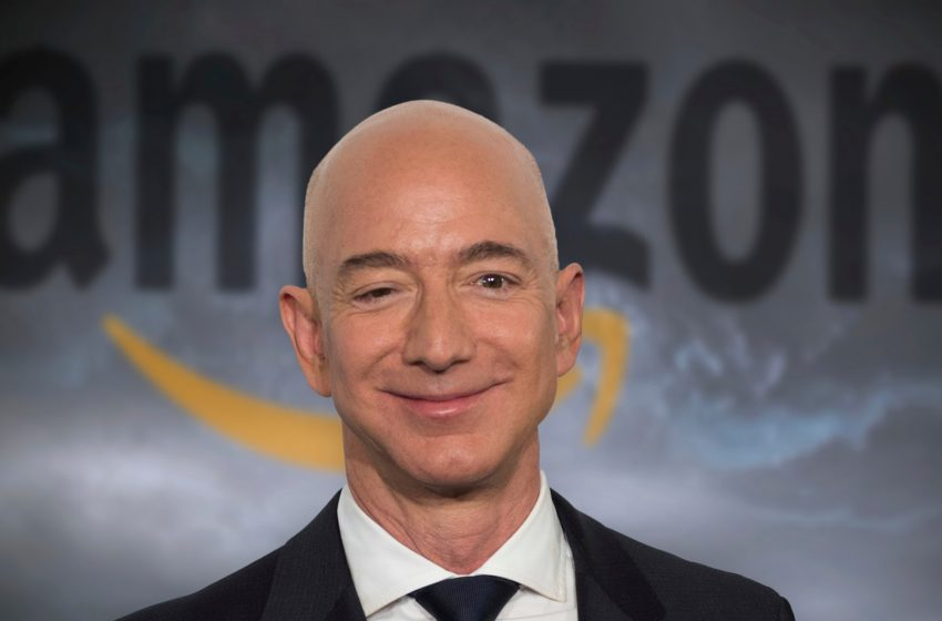 Solving World Hunger or Flying to Space for No Fucking Reason? You Know Which Choice Jeff Bezos Made