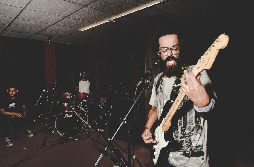 Local Band Realizes No One Cares About Them Even After Pandemic