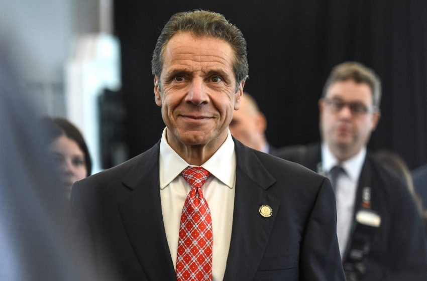 Andrew Cuomo Announces He's a Republican and Will Be Running for Governor of Arkansas Next Year