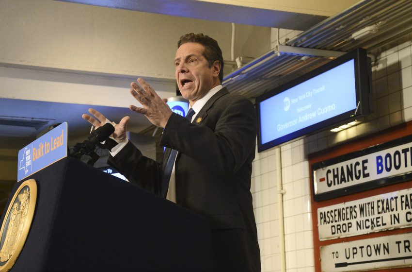 'I Didn't Assault Any Women Even Though There's a Ton of Proof' said Governor Cuomo