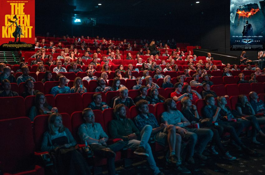 Movie Goer 'Super Bummed' The Green Knight isn't The Dark Knight in a Green Filter